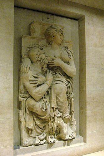 Paris - Musée du Louvre: Rotonde Goujon