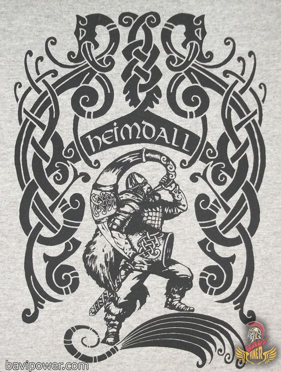 Viking Gods Norse Mythology Tattoo Norse Tattoo Viking Art