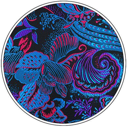 Shlax/&Wing Unique Design Mens Pocket Square Multicolored Wedding Jacquard Woven