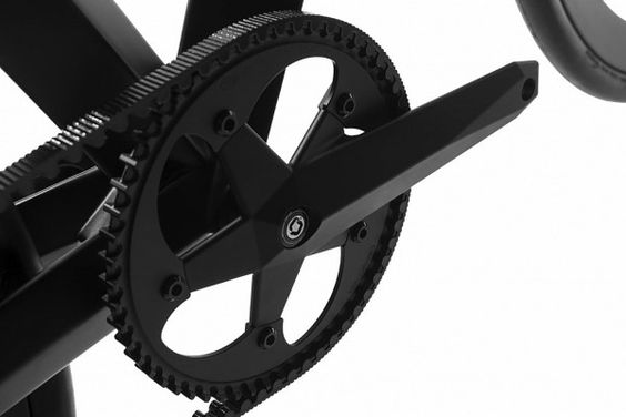 Urban Stealth The Bme B 9 Nh Black Edition Bicycle By Gessato With Images Black Bicycle Black Bike Black Edition