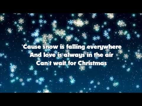 Tobymac Can T Wait For Christmas Lyric Video Youtube Christmas Lyrics Lyrics Christmas Music