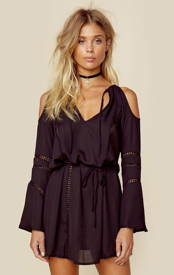 FEELING FINE DRESS | @ShopPlanetBlue