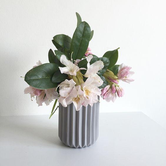 Blumen in der Vase _Flower power bloggers