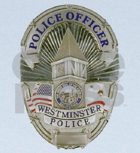 Westminster PD Calif