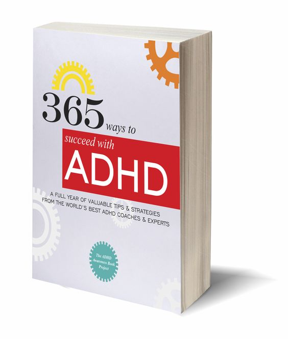 A full year of vlauable tips and strategies from the world's best ADHD coaches and experts!
