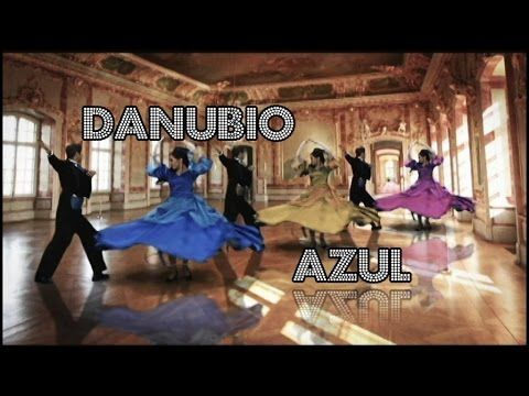Danubio Azul Vals Danzas Del Mundo Youtube Danza Music Songs Traditional Dance