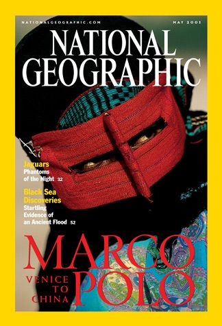 National Geographic - May 2001 - Marco Polo
