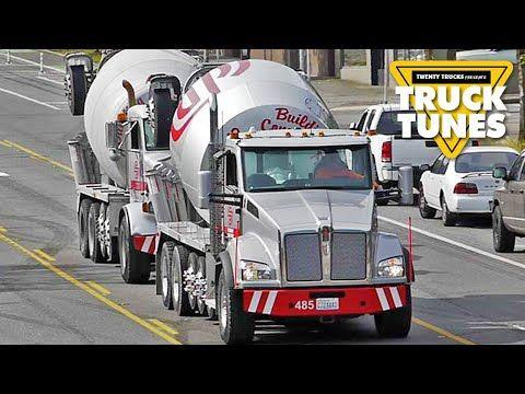 Cement Mixer For Children Truck Tunes For Kids Twenty Trucks Channel Ready Mix Concrete Truck Youtube In 2020 Concrete Truck Trucks Mix Concrete