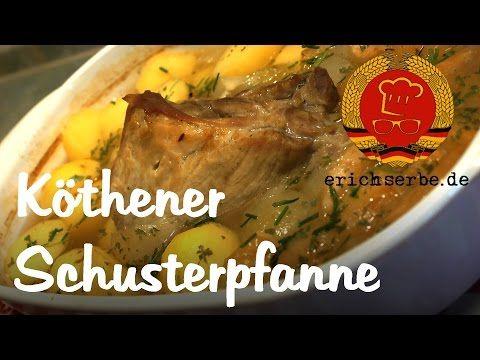 DDR Rezept: # 163 Köthener Schusterpfanne - YouTube