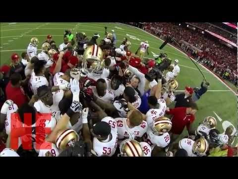 San Francisco 49ers | 2013 NFC Championship | Comeback For The Ages | ᴴᴰ 1080p
