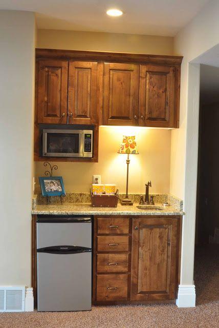 basements basement family rooms and kitchenettes on pinterest. Black Bedroom Furniture Sets. Home Design Ideas
