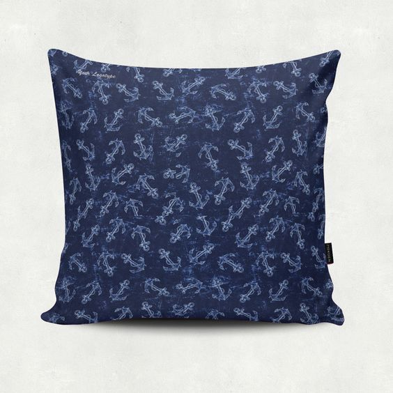 awesome anchor pillow