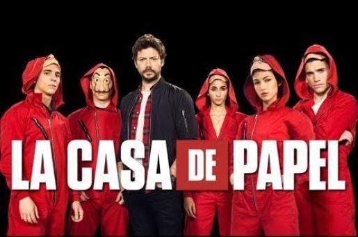 La Casa De Papel Temporada 1 Casa De Papel Las Casas De Papel Sobres De Papel