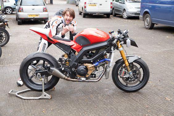 Suzuki Svrace Bike For Sale