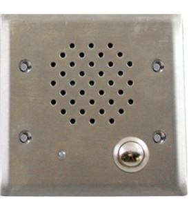 Ip Intercom Vandal Resistant 16 Guage S Vc Vip 172l Vrss