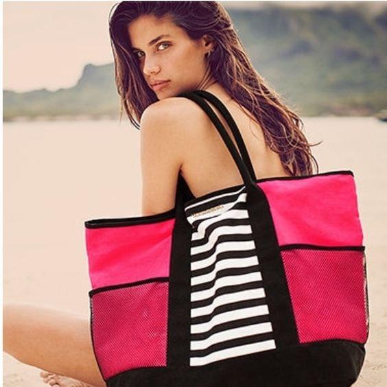 Victoria's Secret island tote new 2016 Brand new Victoria's Secret Bags Totes