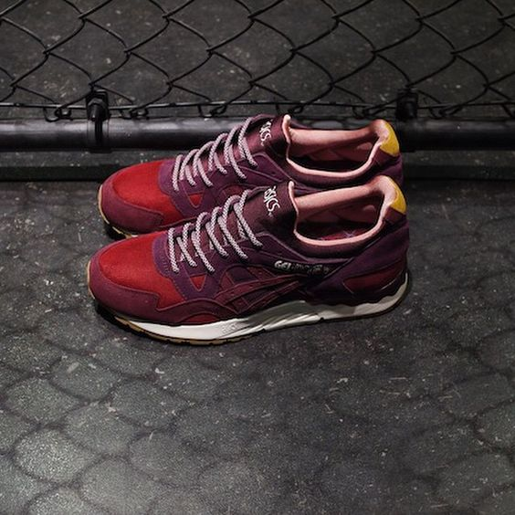 asics dried rose release date