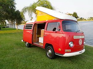 Volkswagen : Bus/Vanagon WESTFALIA CAMPMOBILE