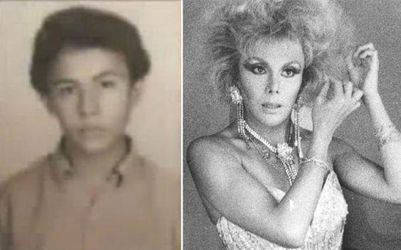 Francis fue travesti, participó en muchas obras de teatro y le gustaba el ambiente nocturno de las vedettes. (Mala calidad de origen). Foto: Archivo/POSTA-Ale Morales