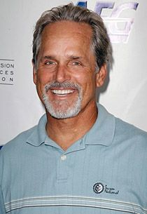 gregory harrison - and he looks great with grey hair and beard!