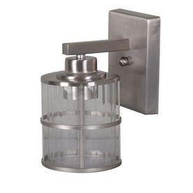 Allen Roth Brushed Nickel Bathroom Vanity Light Girl 39 S Bathroom Pinterest Oval Mirror