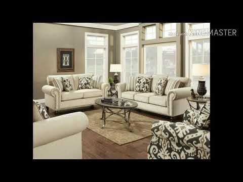 Sofa Set Krishna Furniture Designer Sofa Youtube In 2020 Sofa Design Sofa Set Furniture