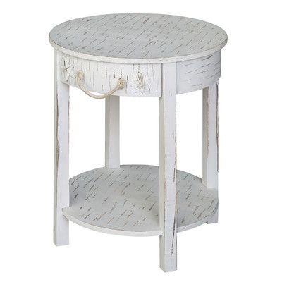 Beachcrest Home Maguire End Table