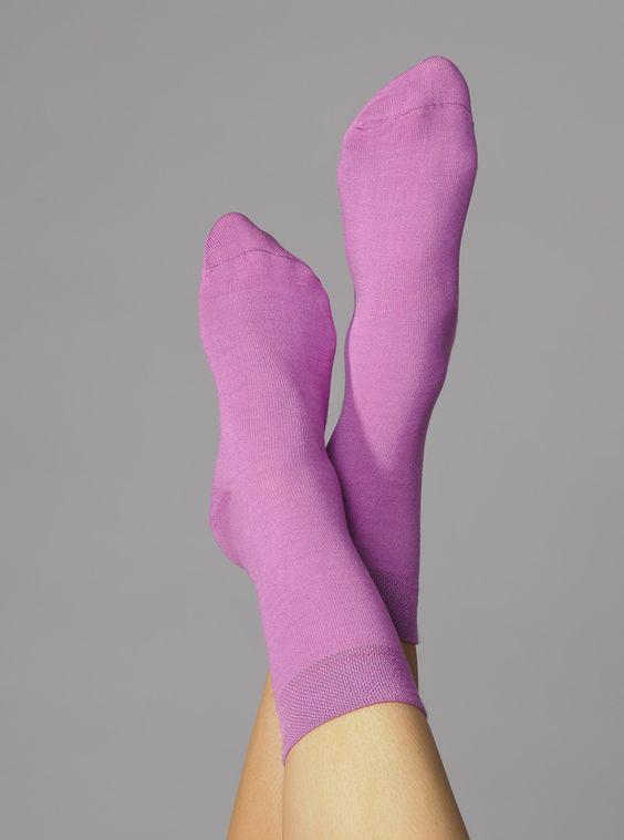 bruno banani Platinum socks - pink