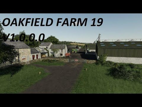 Download Mod Oakfield Farm Map V1 0 By Oxygendavid For Fs19 Farming Simulator 19 Game Welcome To Oakfield Farm This Map I Farming Simulator Farm Sheep Pig