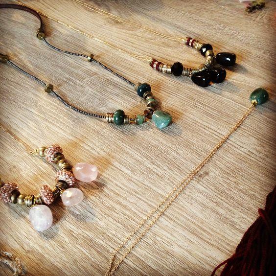 Elise Tsikis Jewelry on Etsy