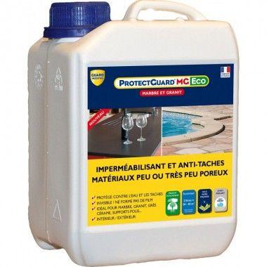 Protecteur Anti Taches Materiaux Peu Poreux Protectguard Mg Eco 2l Anti Tache Tache Materiaux
