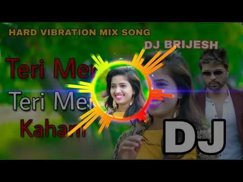 Teri Meri Kahani Ranu Mondal And Himesh Reshammiya Teri Meri Teri Meri Kahani Dj Brijesh Maurya Youtube In 2020 Dj Songs List Dj Remix Songs Dj Mix Songs