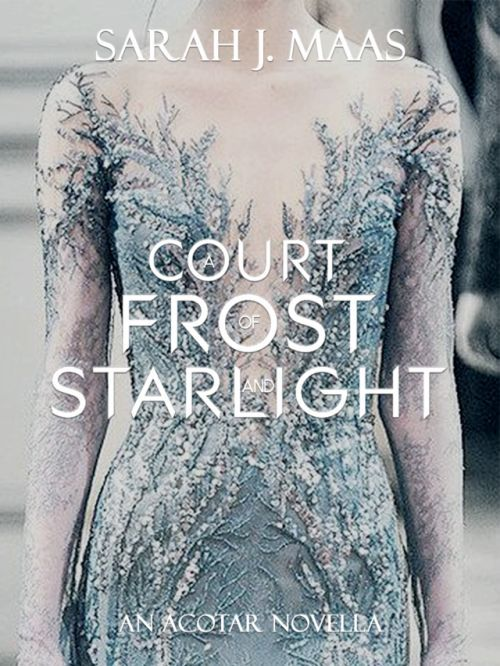 Catastrophicallyinlovewithbooks Lit Covers A Court Of Frost