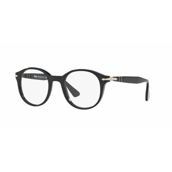 Persol Mens PO3144V 95 Phantos Eyeglasses