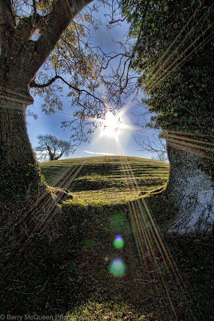 Navan Fort (Emain Macha), County Armagh , Ireland