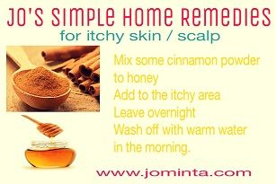 Itchy Skin / Scalp Remedy
