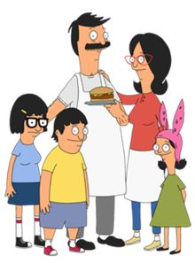 Bob's Burgers...especially Tina