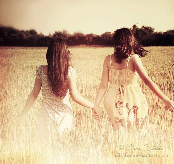 Friendship by *nairafee on deviantART