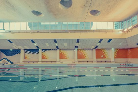 Swimming Pool - Franck Bohbot