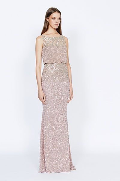 Badgley Mischka Resort 2016 Runway Show