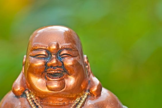Seeking out something to laugh about on a daily basis may be just what you need to create a more relaxed, zen-like state of mind.