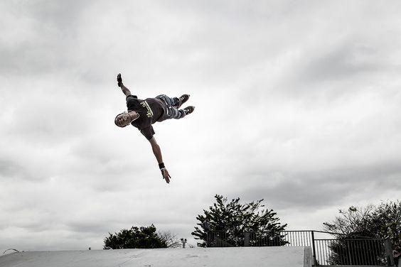 ROLLER , FLYING MEN , SAKUN DIAKO