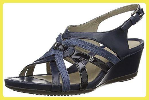 Intrinsic - Sandales pour Femme - Noir (51052Black/Black) - 38 EUEcco CIekdSyG