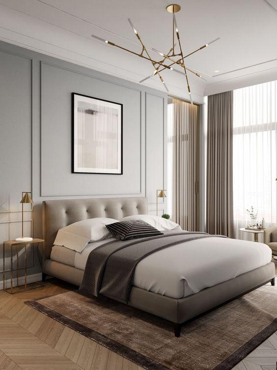 寝室 ラグ サイズ イメージ