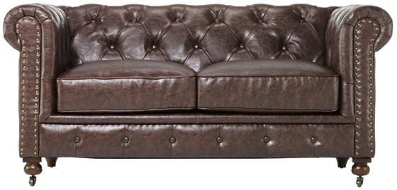 Gordon Tufted Loveseat Sofas Living Room Furniture The Next Ad