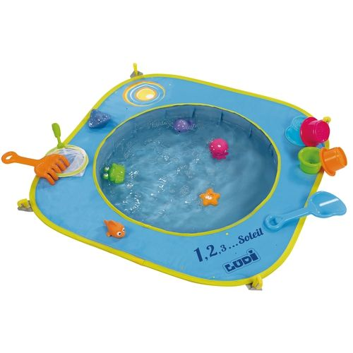Sandpit or paddling pool - The 1-2-3 jump in! paddle pool ♥ carefully selected ♥ Order online now!