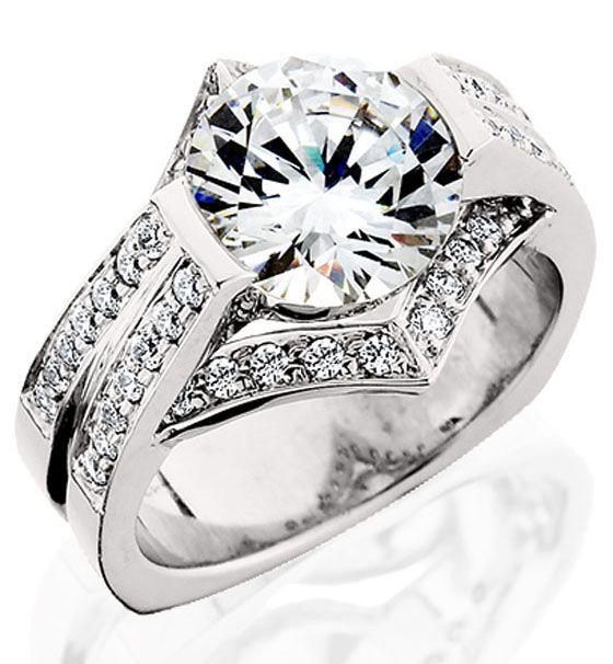 This is gorgeous... www.jensenjewelers.com