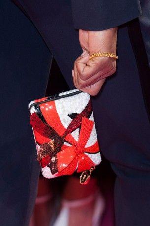 Accessoires du Défilé Schiaparelli Haute Couture Printemps Ete 2015 Paris