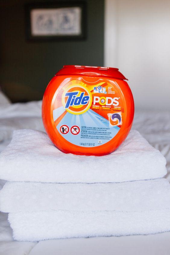 Tide Pods - Dallas Wardrobe