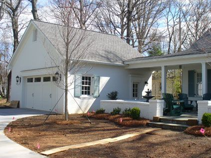 Breezeway To Detached Garage Garage Additions Before And